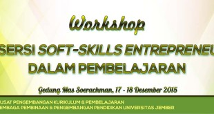 Insersi Soft Skill Entrepeneur