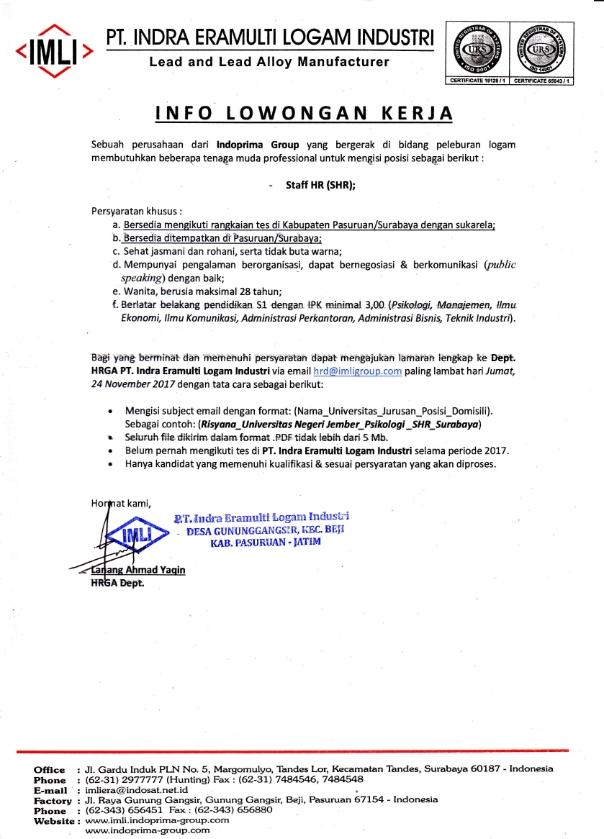 Info Lowongan Kerja (IMLI)_001
